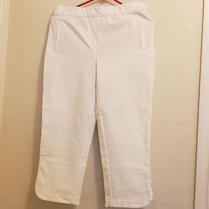 Isaac Mizrahi live pants
